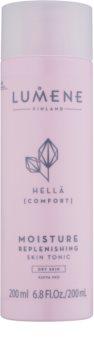Lumene Cleansing Hellä [Comfort] tonic hidratant pentru tenul uscat